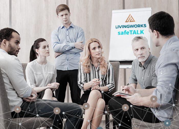 Safe talk workshop landscape