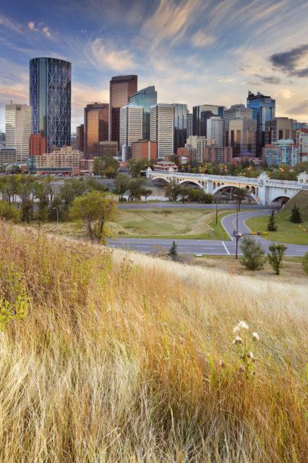 History Calgary